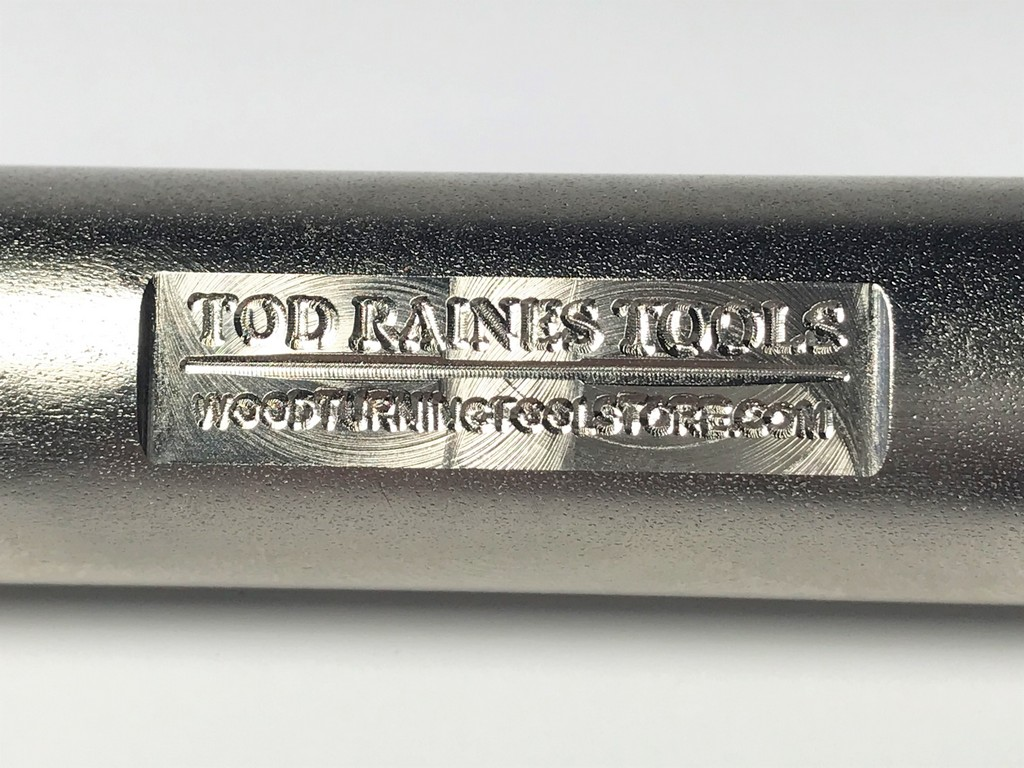 Tod Raines Tool logo on tool bar